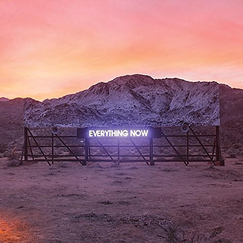 Alliance Arcade Fire - Everything Now thumbnail