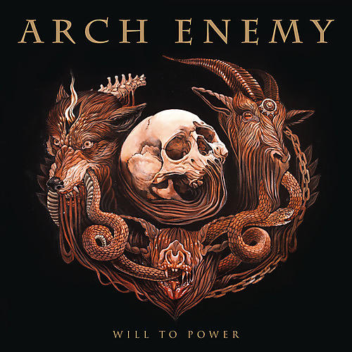 Alliance Arch Enemy - Will To Power thumbnail