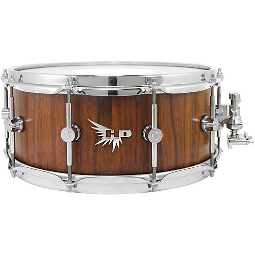 Hendrix Drums Archetype Series American Black Walnut Stave Snare Drum thumbnail