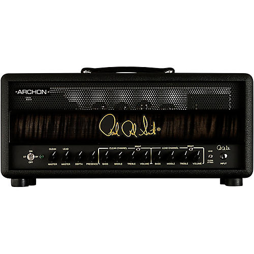 PRS Archon Two Channel 100/50W Tube Amp Head thumbnail