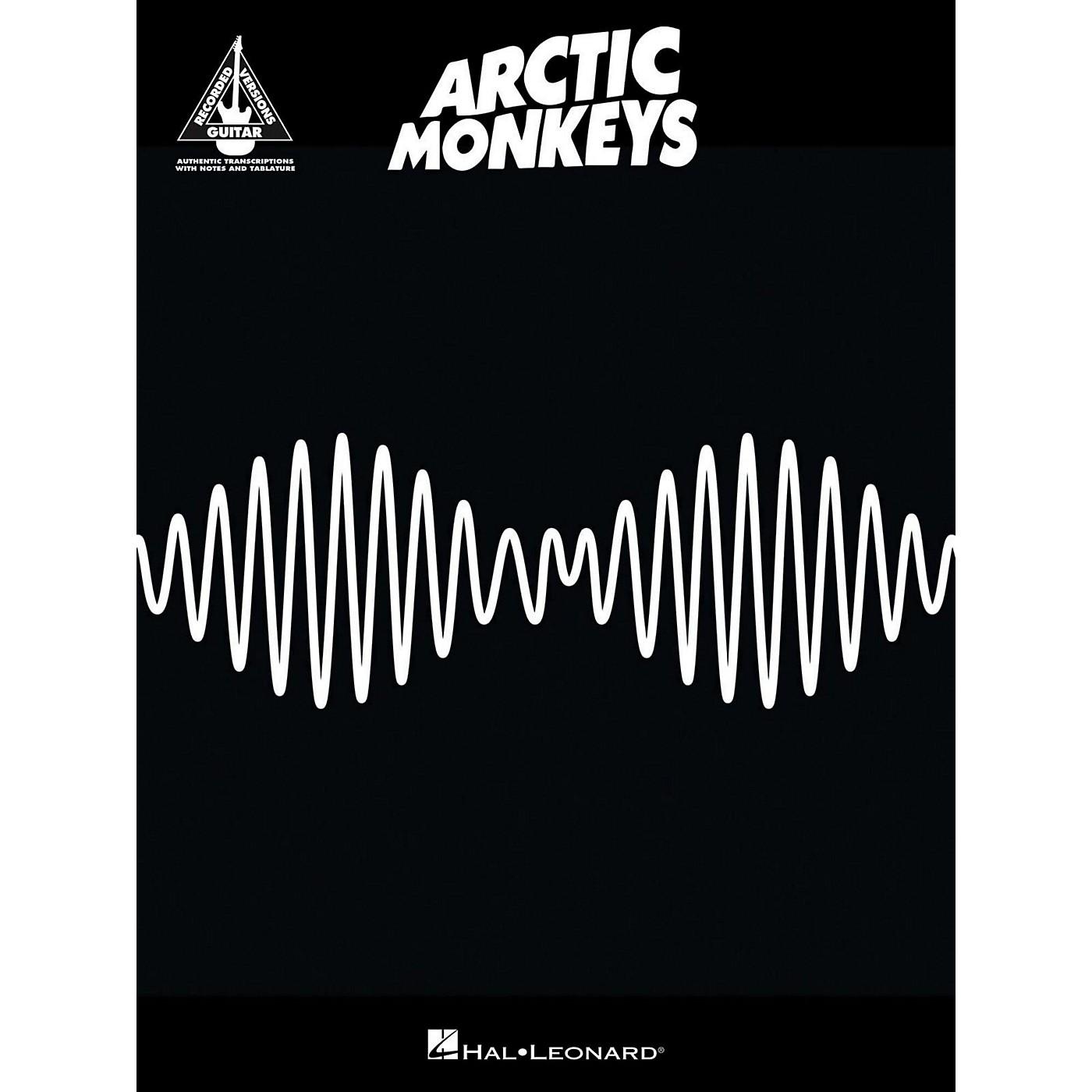 Hal Leonard Arctic Monkeys - AM Guitar Tab Songbook thumbnail