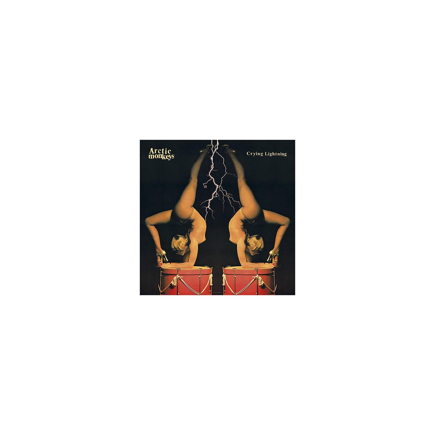 Alliance Arctic Monkeys - Crying Lightning thumbnail