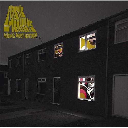 Alliance Arctic Monkeys - Favourite Worst Nightmare thumbnail