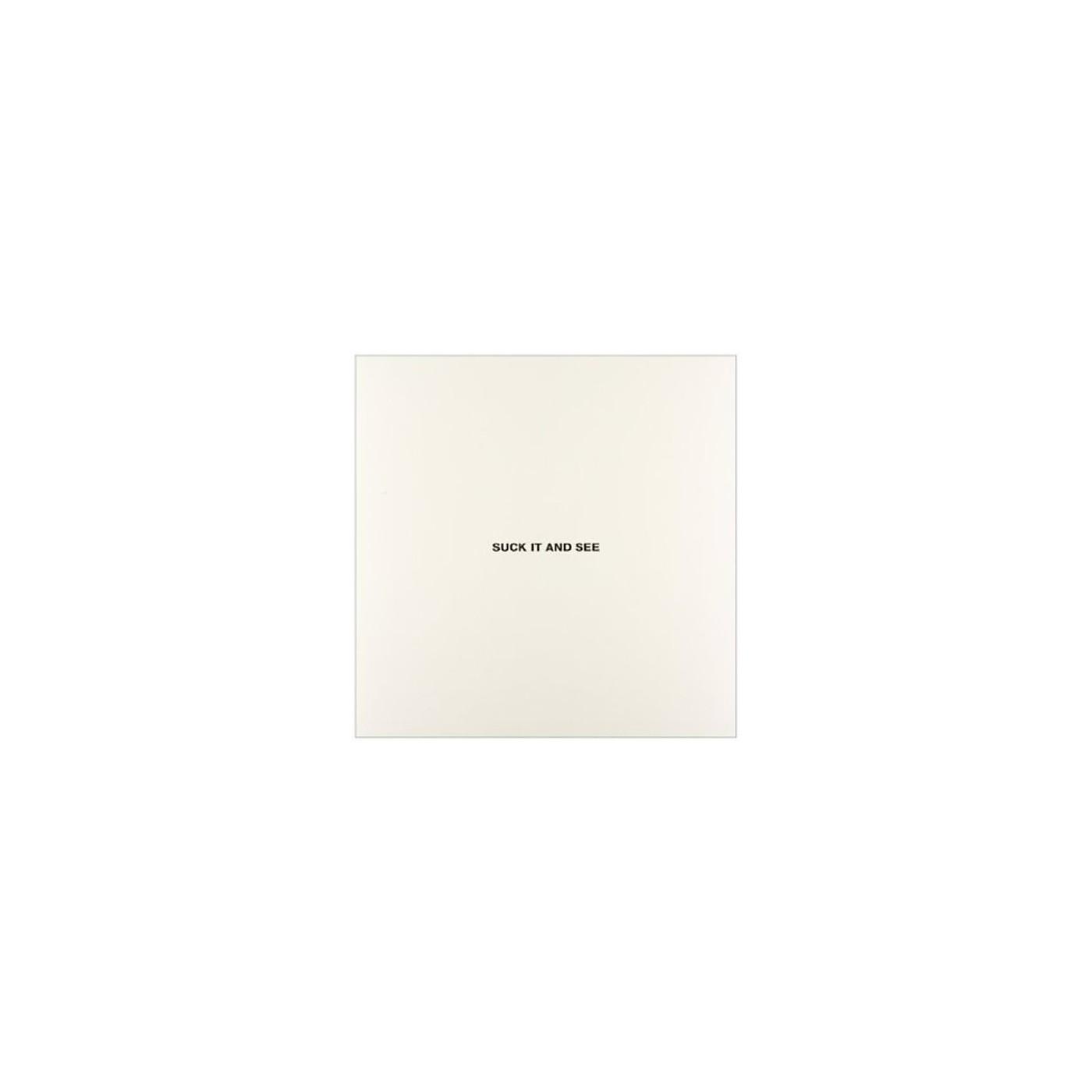 Alliance Arctic Monkeys - Suck It & See thumbnail