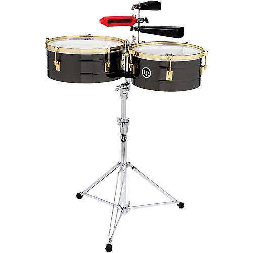 LP Arena 14 in. and 16 in. Fausto Cuevas III Signature Timbales thumbnail
