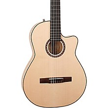 La Patrie Arena Flame Maple CW Crescent II Acoustic-Electric Guitar