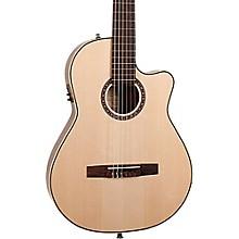 La Patrie Arena Mahogany CW QIT Acoustic Electric Guitar