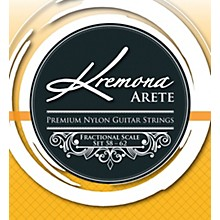 Kremona Arete Premium Nylon Guitar Strings Fractional Scale Set 58-62