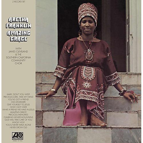 Alliance Aretha Franklin - Amazing Grace thumbnail