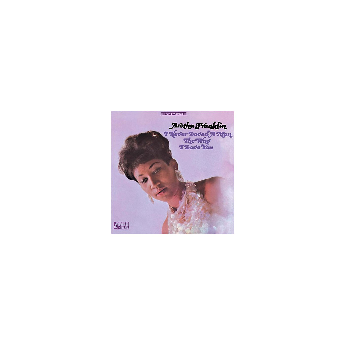 Alliance Aretha Franklin - I Never Loved a Man (The Way I Love You) thumbnail
