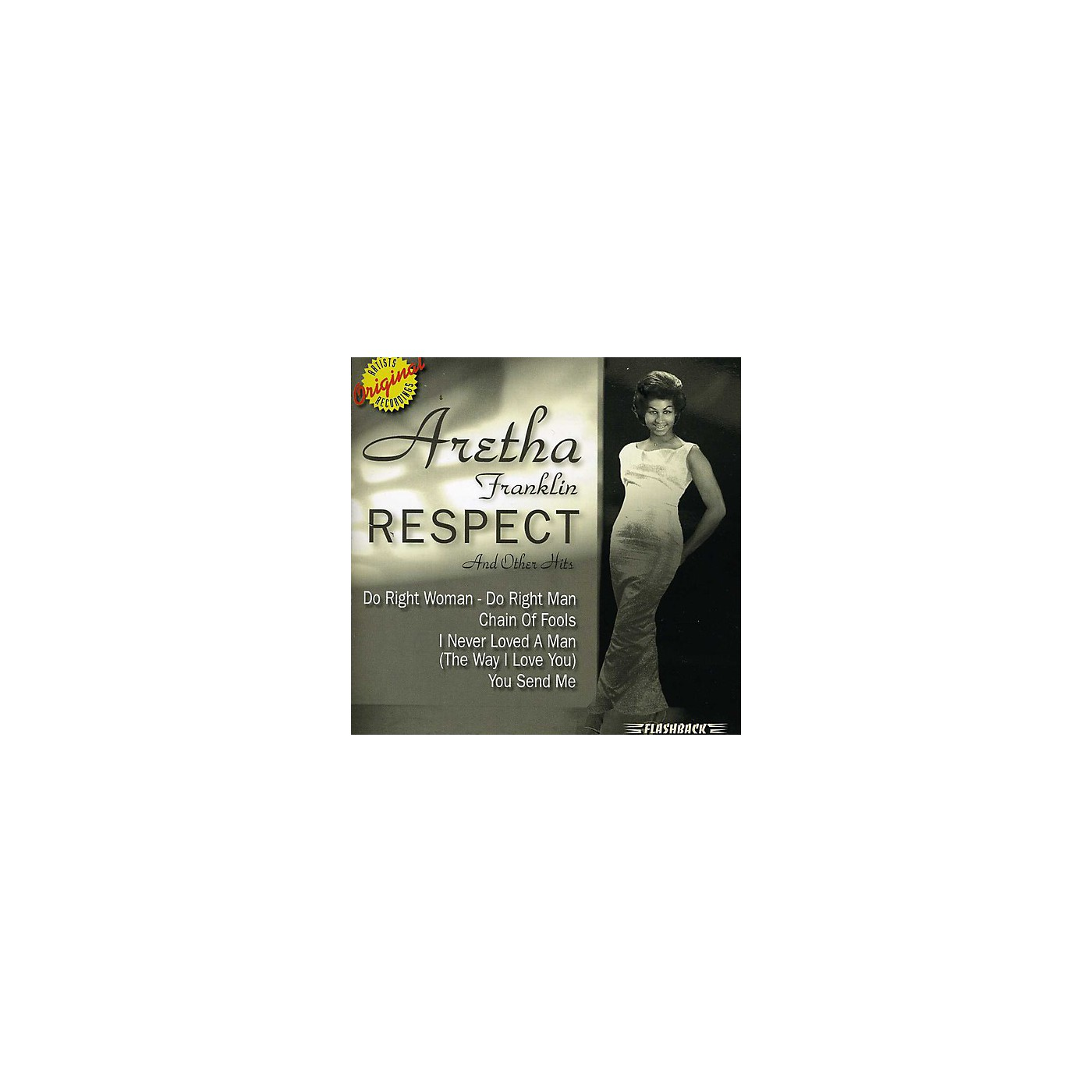 Alliance Aretha Franklin - Respect & Other Hits (CD) thumbnail