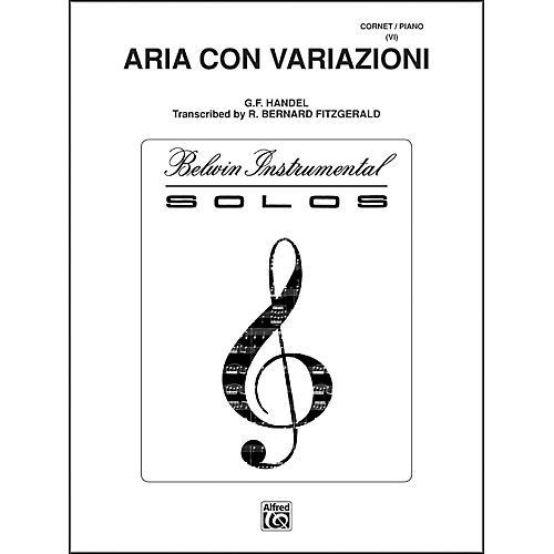 Alfred Aria Con Variazioni Trumpet Solo thumbnail