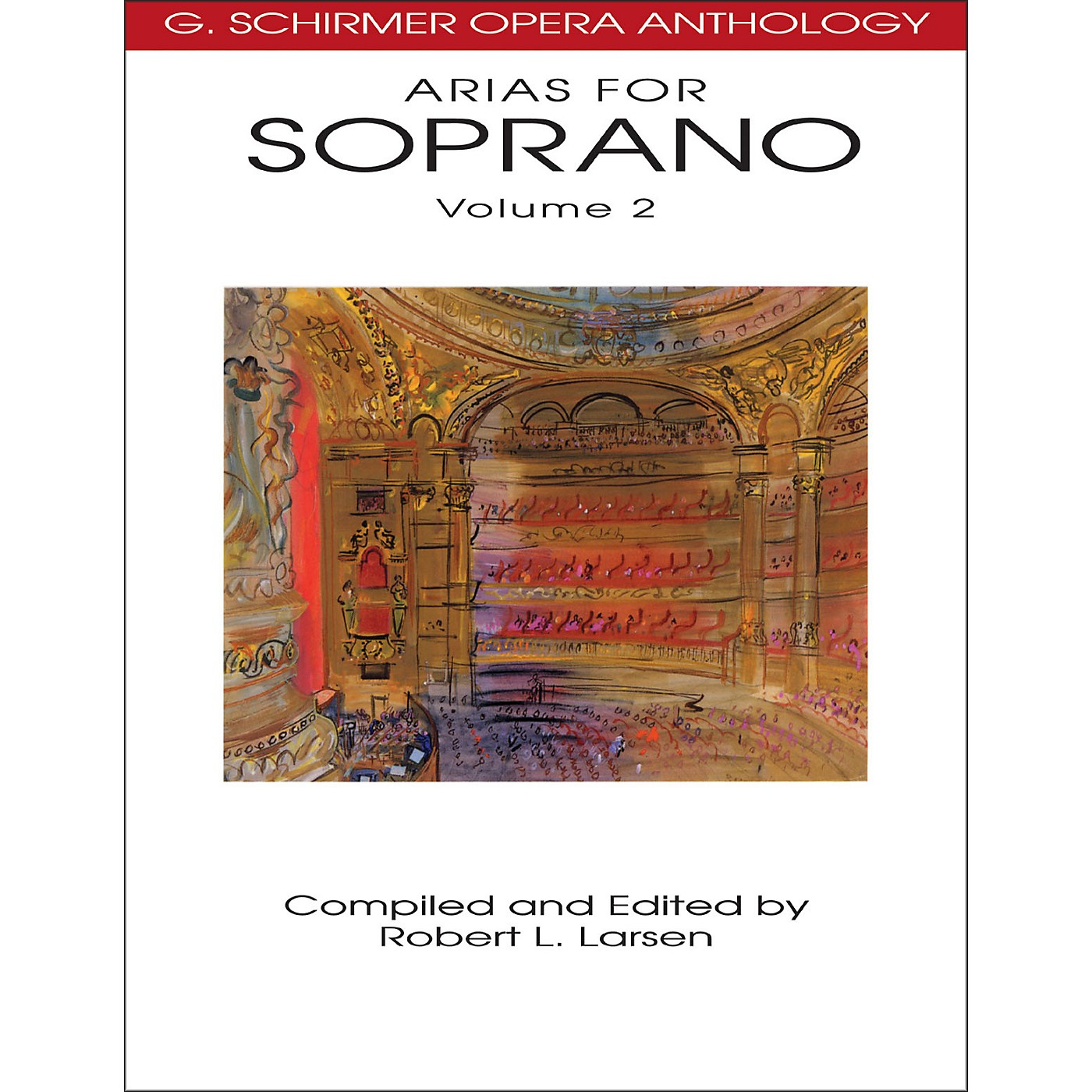 G. Schirmer Arias for Soprano Volume 2 G Schirmer Opera Anthology thumbnail