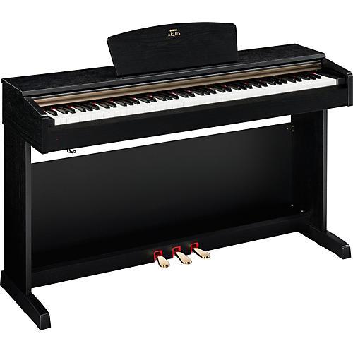 Yamaha Arius YDP-161 88-Key Digital Piano with Bench - Black Walnut Finish thumbnail