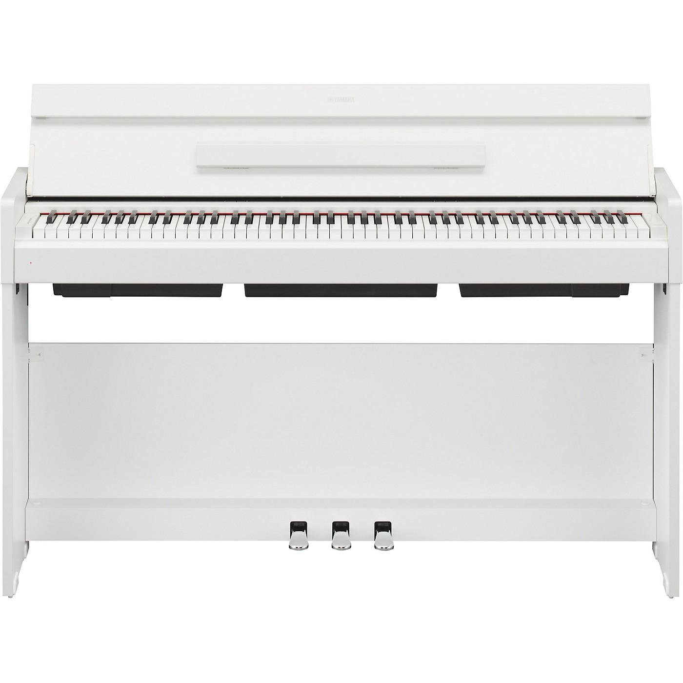 Yamaha Arius YDP-S34 88-Key Digital Piano - White Walnut thumbnail