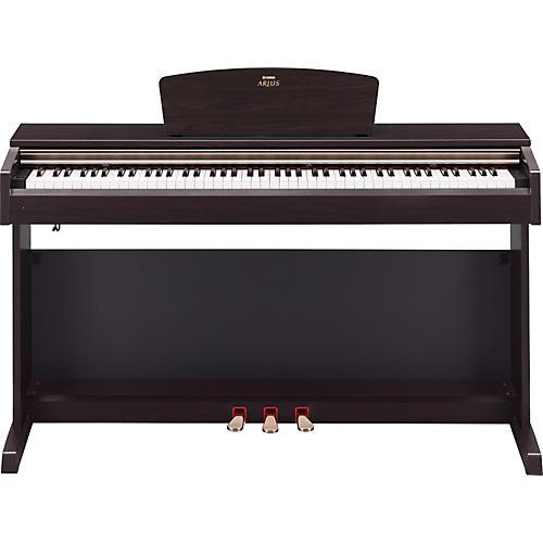 Yamaha Arius YDP161 88-Key Digital Piano with Bench - Rosewood Finish thumbnail