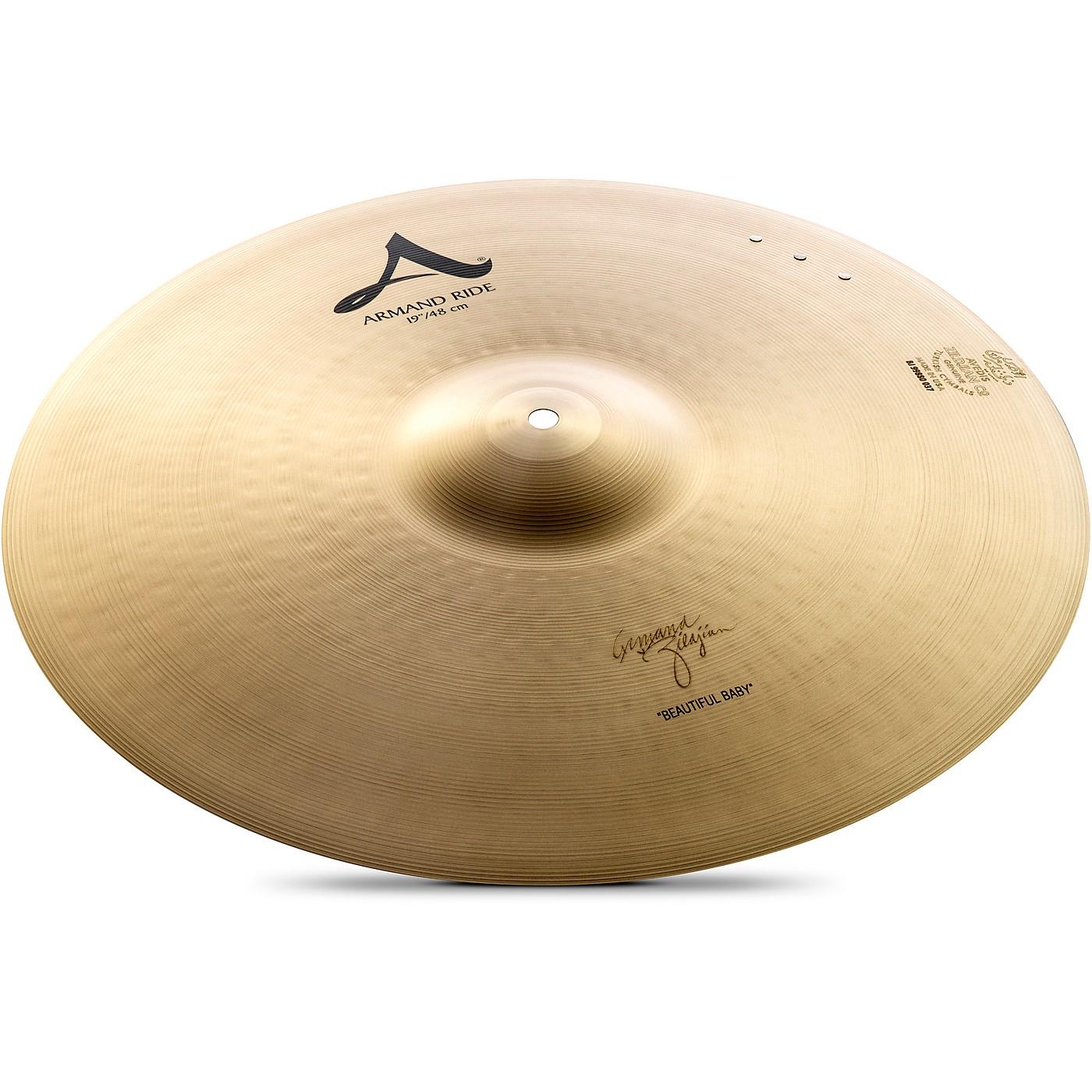 Zildjian Armand Signature Ride Cymbal thumbnail
