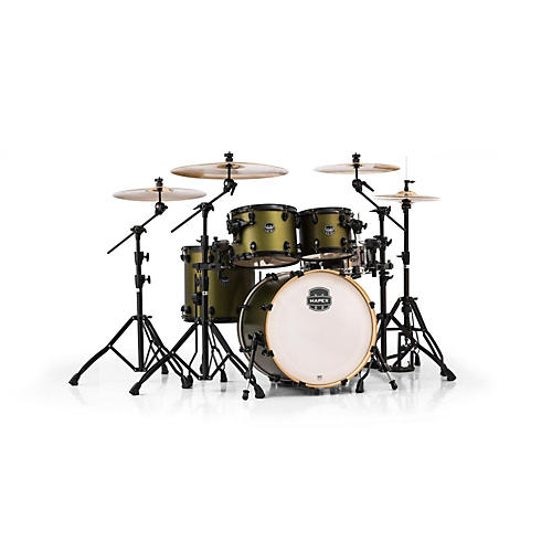 Mapex Armory Series 5-Piece Jazz/Rock Shell Pack-thumbnail