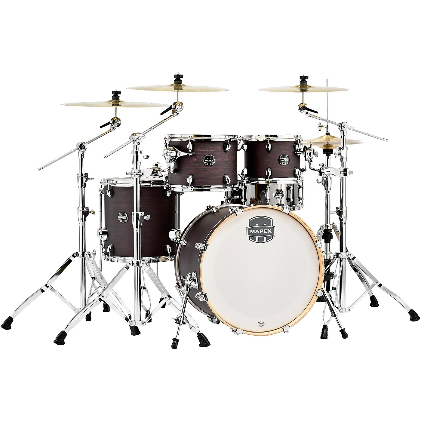 Mapex Armory Series Exotic Fusion 5-Piece Shell Pack with 20 in. Bass Drum thumbnail