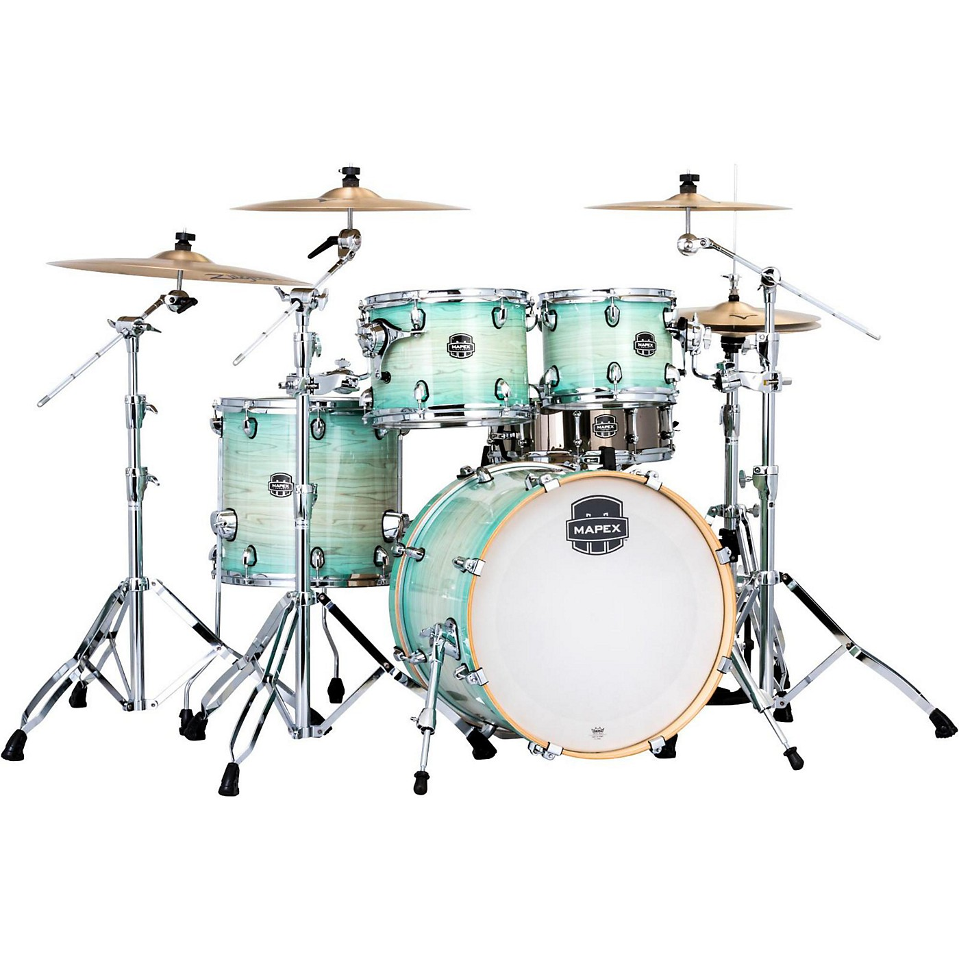 Mapex Armory Series Exotic Fusion Shell Pack thumbnail