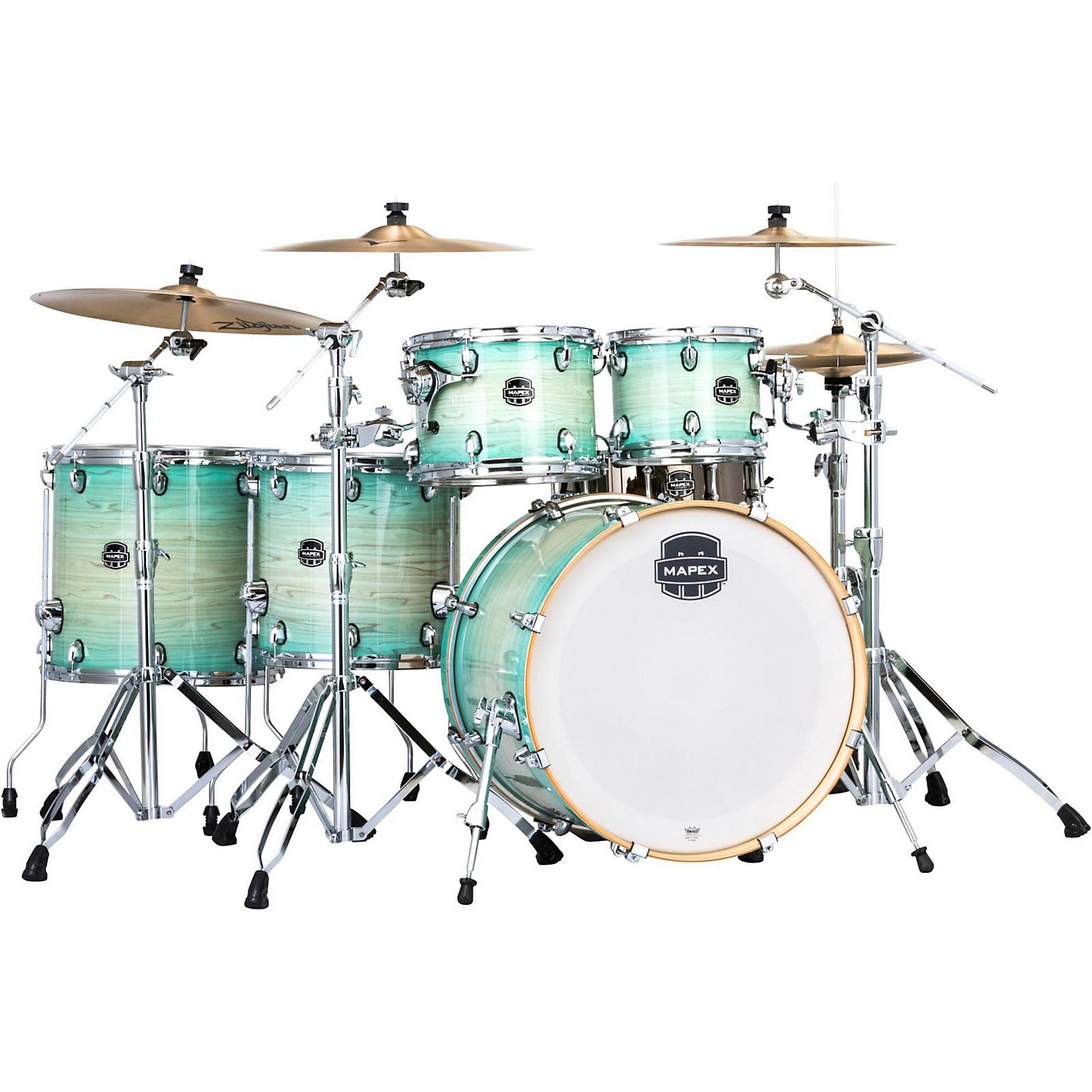 Mapex Armory Series Exotic Studioease Shell Pack thumbnail