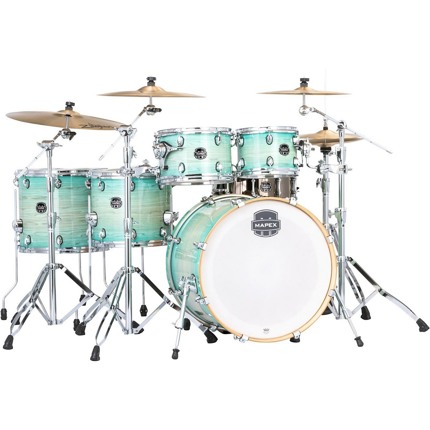 Mapex Armory Series Exotic Studioease Shell Pack with Fast Toms thumbnail
