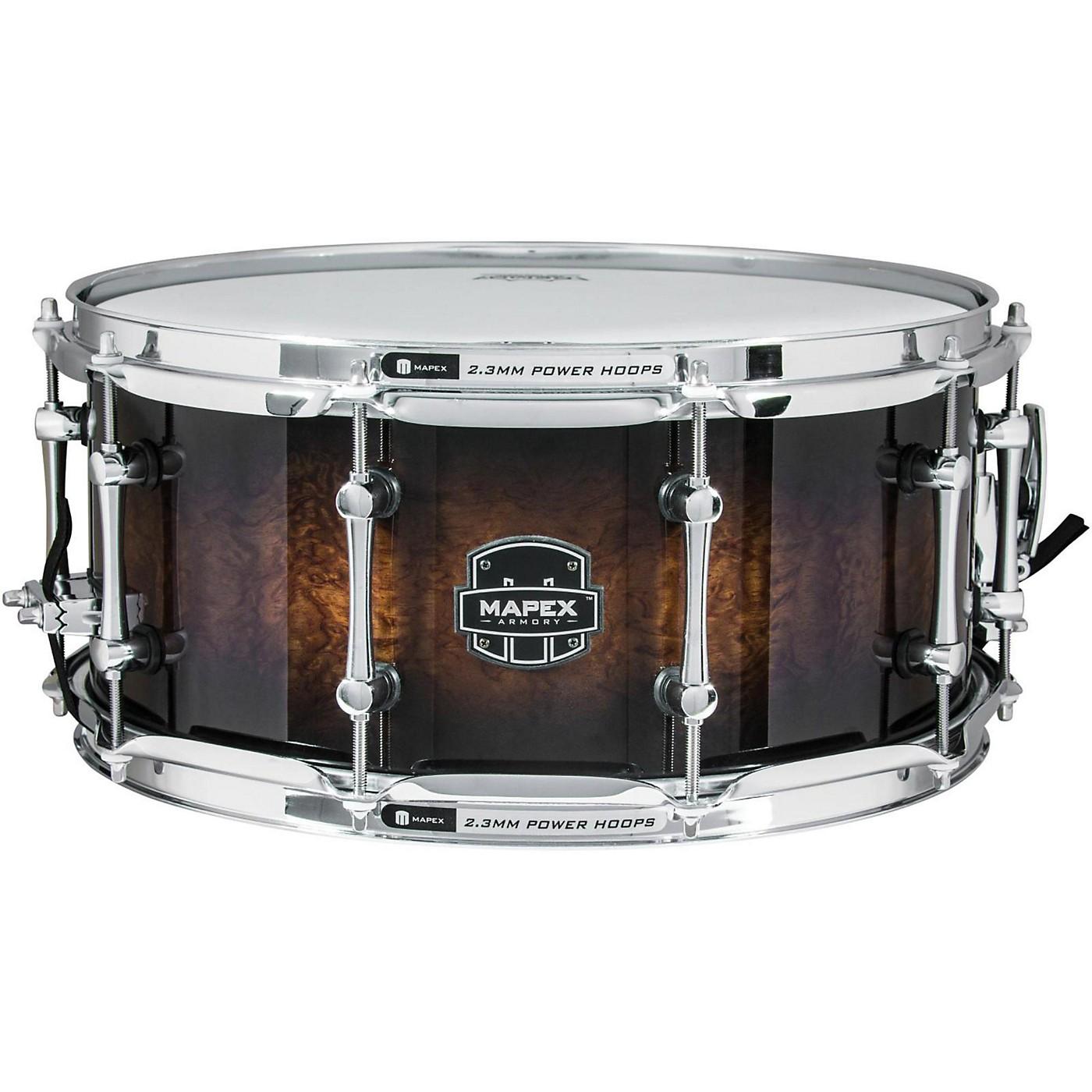 Mapex Armory Series Exterminator Snare Drum 14 x 6.5 thumbnail