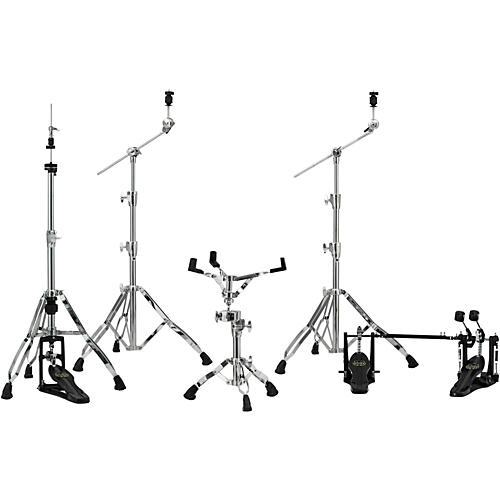 Mapex Armory Series HP8005-DP 5-Piece Hardware Pack with Double Pedal thumbnail