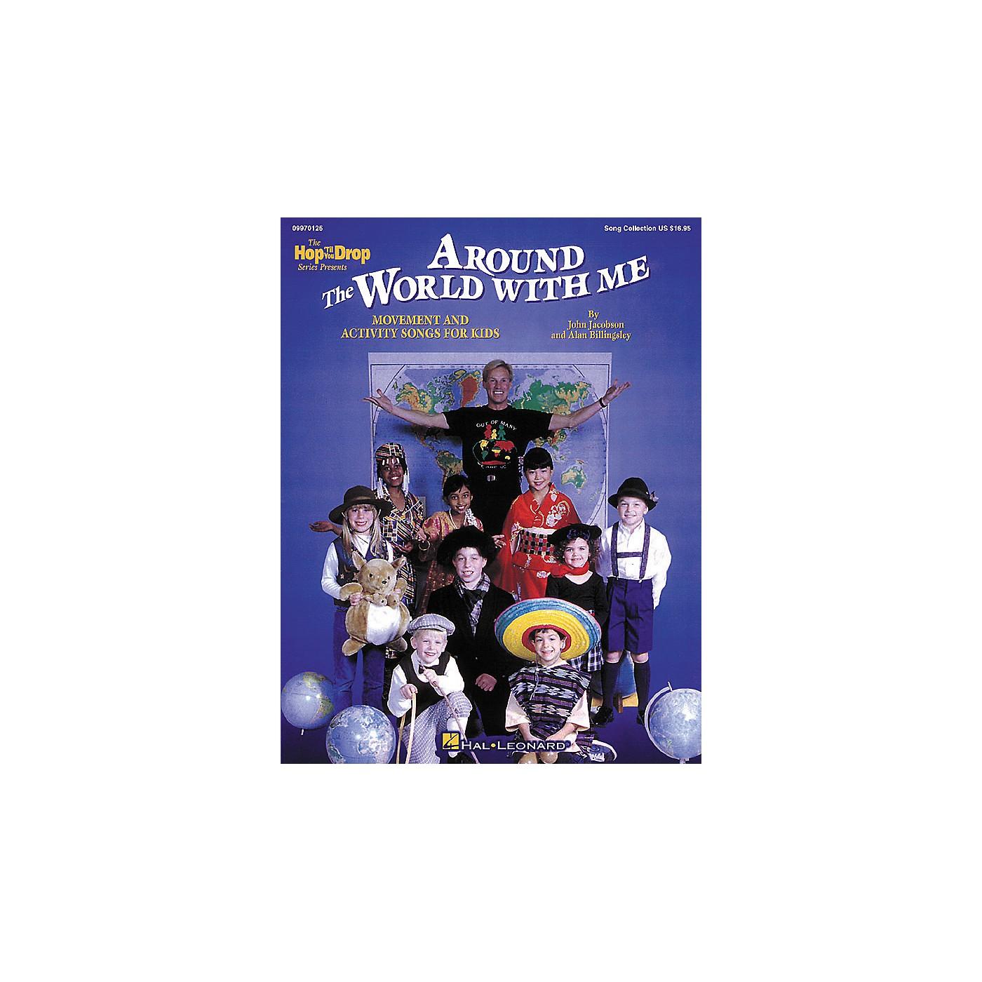 Hal Leonard Around The World with Me thumbnail