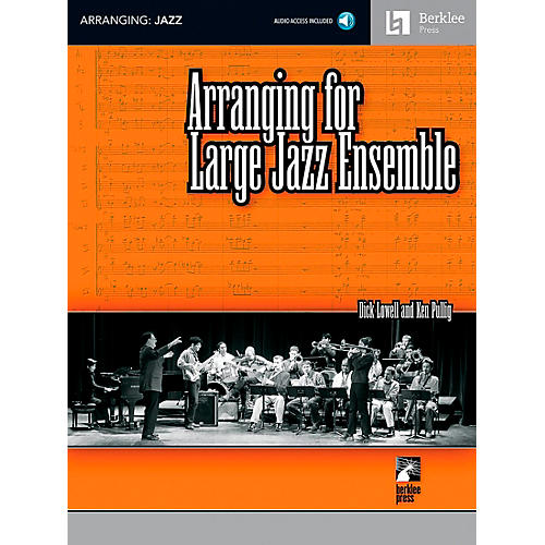 Berklee Press Arranging For Large Jazz Ensemble Book/CD thumbnail
