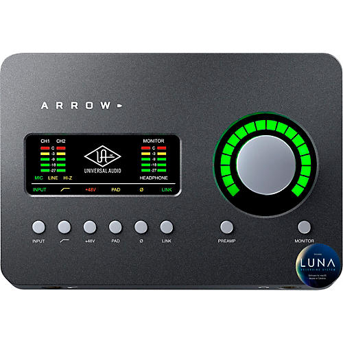 Universal Audio Arrow Audio Interface thumbnail