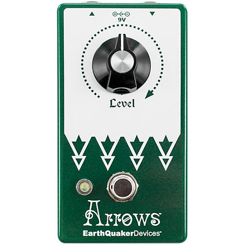 EarthQuaker Devices Arrows V2 Preamp Booster Effects Pedal thumbnail