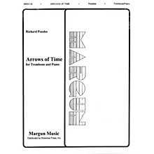 Margun Music Arrows of Time (for Trombone and Piano) Shawnee Press Series