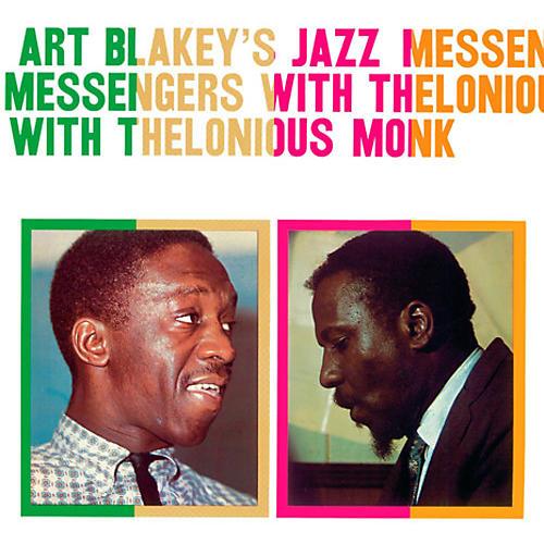 Alliance Art Blakey - Art Blakey's Jazz Messengers With Thelonious Monk thumbnail