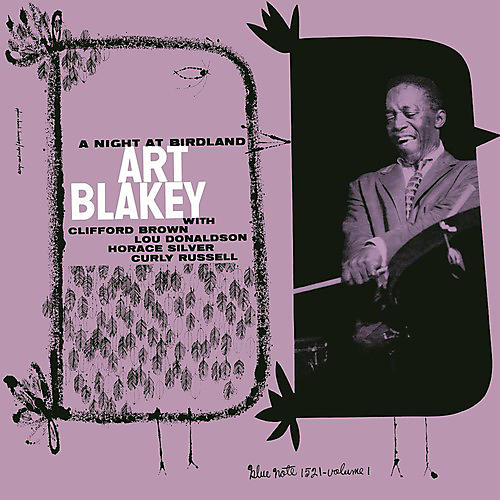 Alliance Art Blakey - Night at Birdland 1 thumbnail