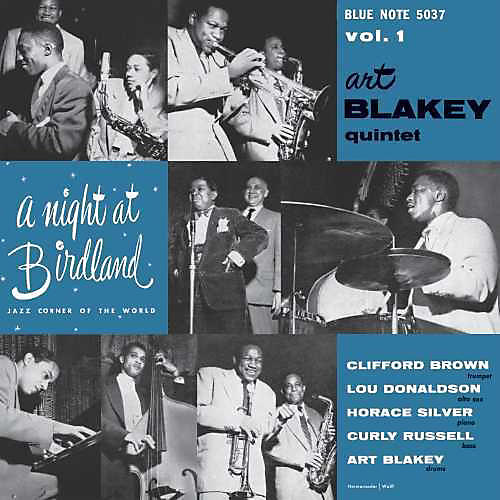 Alliance Art Blakey - Night at Birdland with Art Blakey Quintet Vol 1 thumbnail