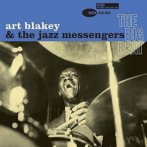 Alliance Art Blakey and The Jazz Messengers - Big Beat thumbnail