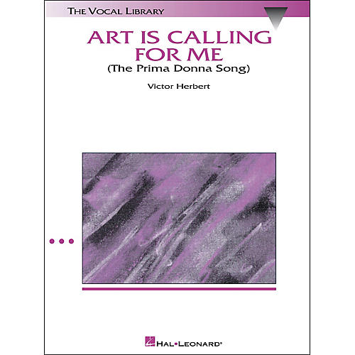 Hal Leonard Art Is Calling for Me (The Prima Donna Song) (From The Enchantress) High Voice thumbnail