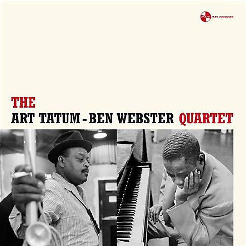 Alliance Art Tatum - Art Tatum - Ben Webster Quartet, The thumbnail