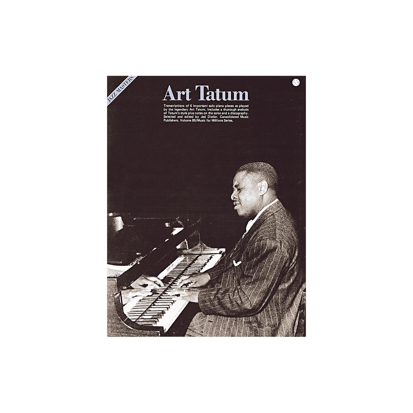 Music Sales Art Tatum MFM 85 (Book) thumbnail