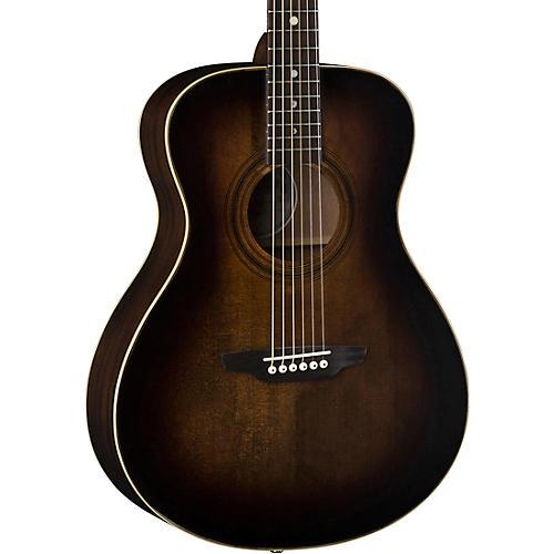 Luna Guitars Art Vintage Folk Acoustic Guitar thumbnail