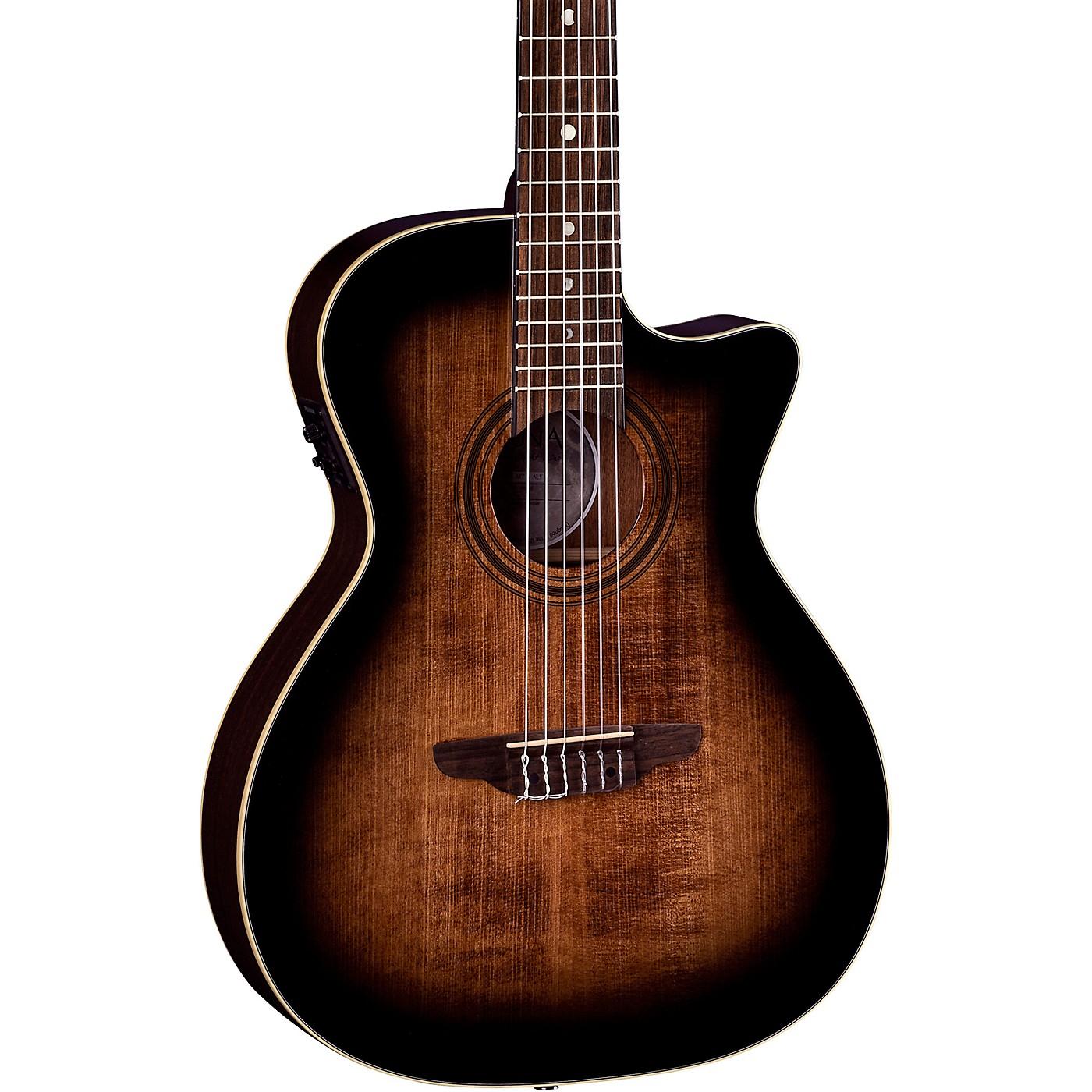 Luna Guitars Art Vintage Nylon Acoustic-Electric Guitar thumbnail