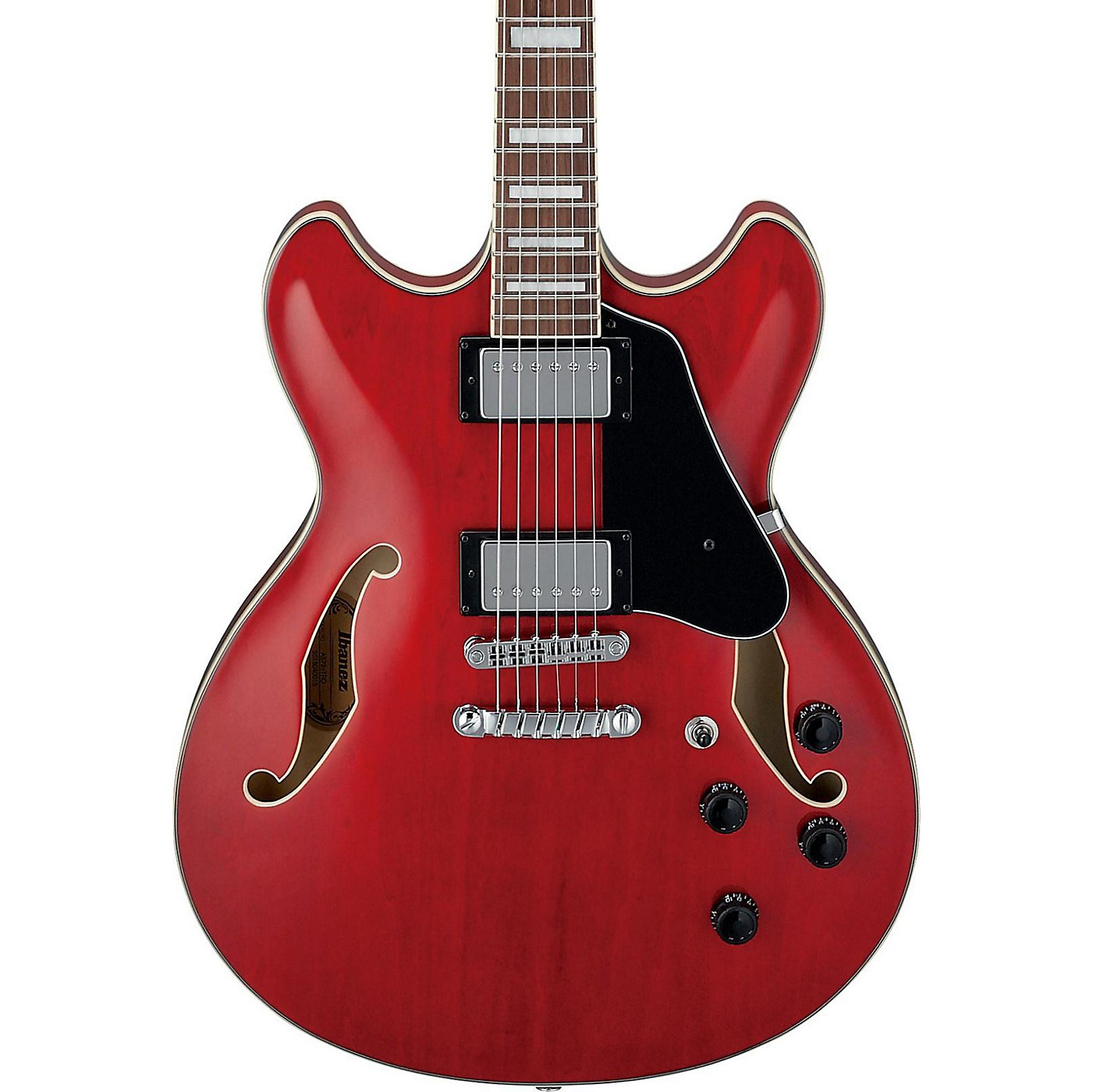 Ibanez Artcore Series AS73 Semi-Hollowbody Electric Guitar thumbnail