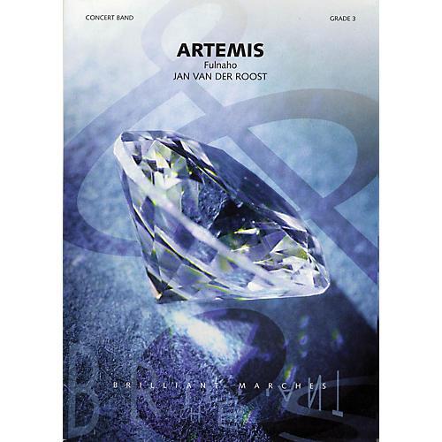 De Haske Music Artemis (Fulnaho) Full Score Concert Band Level 3 Composed by Jan Van der Roost thumbnail