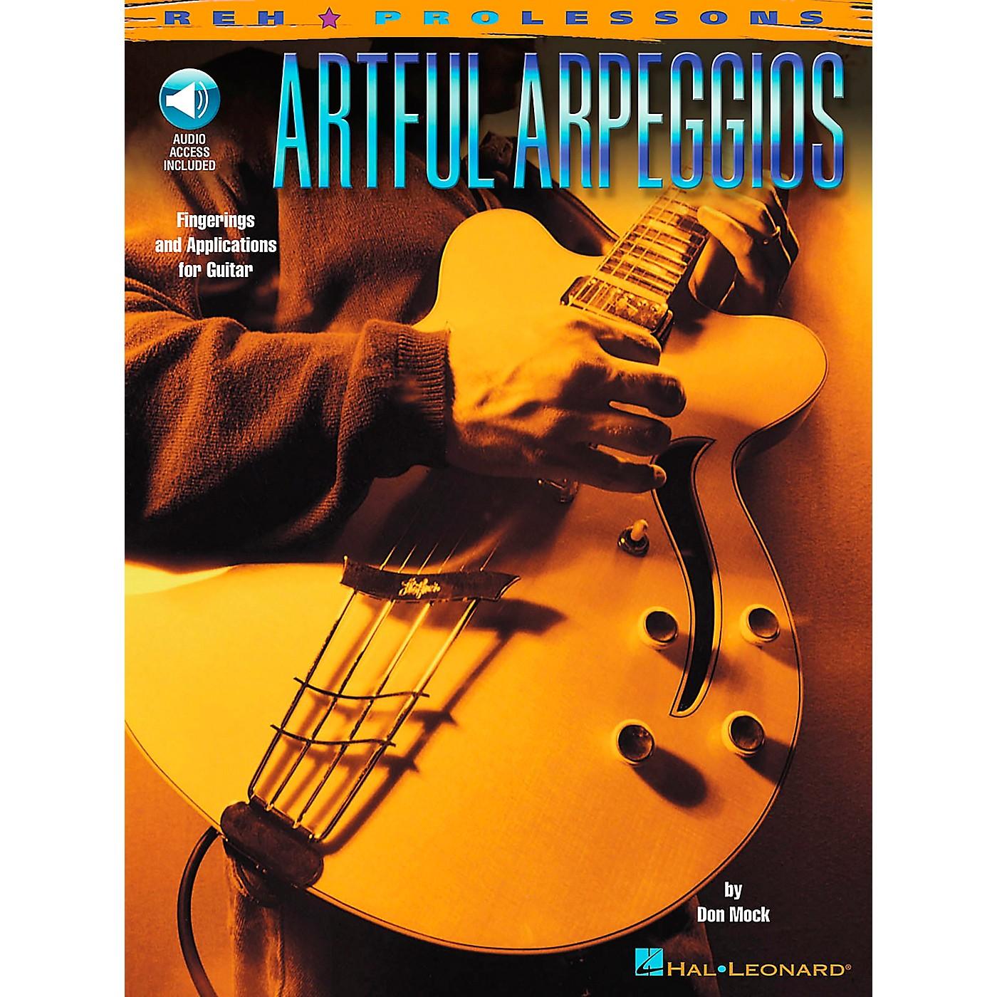 REH Artful Arpeggios (Book/CD) thumbnail