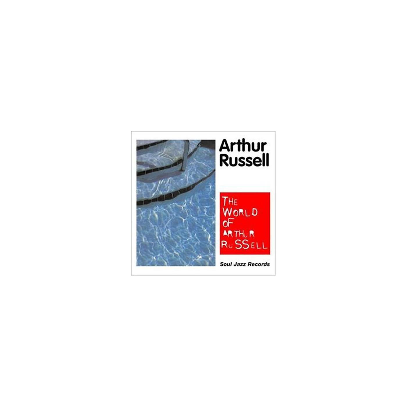 Alliance Arthur Russell - The World Of Arthur Russell thumbnail