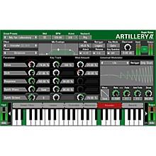 SUGAR BYTES Artillery II Software