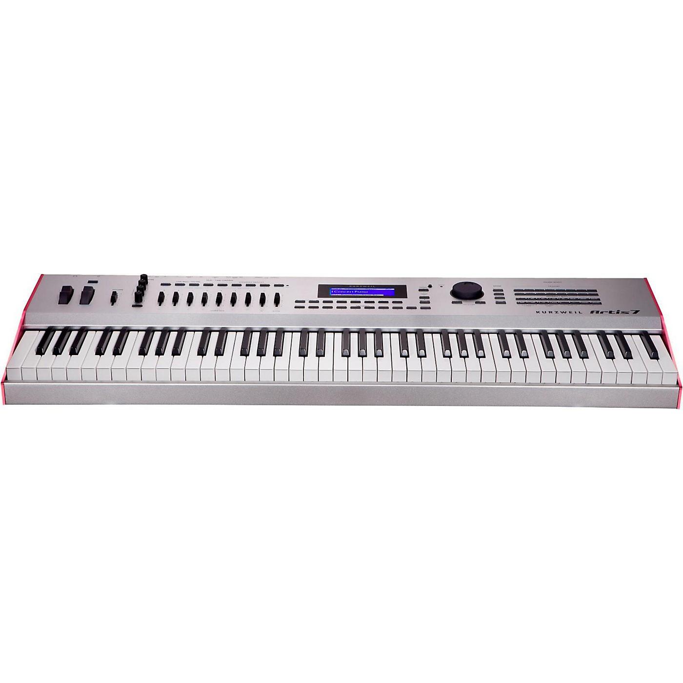 Kurzweil Artis-7 76 Key Stage Piano thumbnail