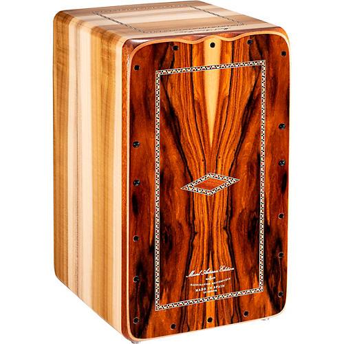 Meinl Artisan Edition Martinete Line Brazilian Ironwood Cajon with Ukola Woodframe thumbnail