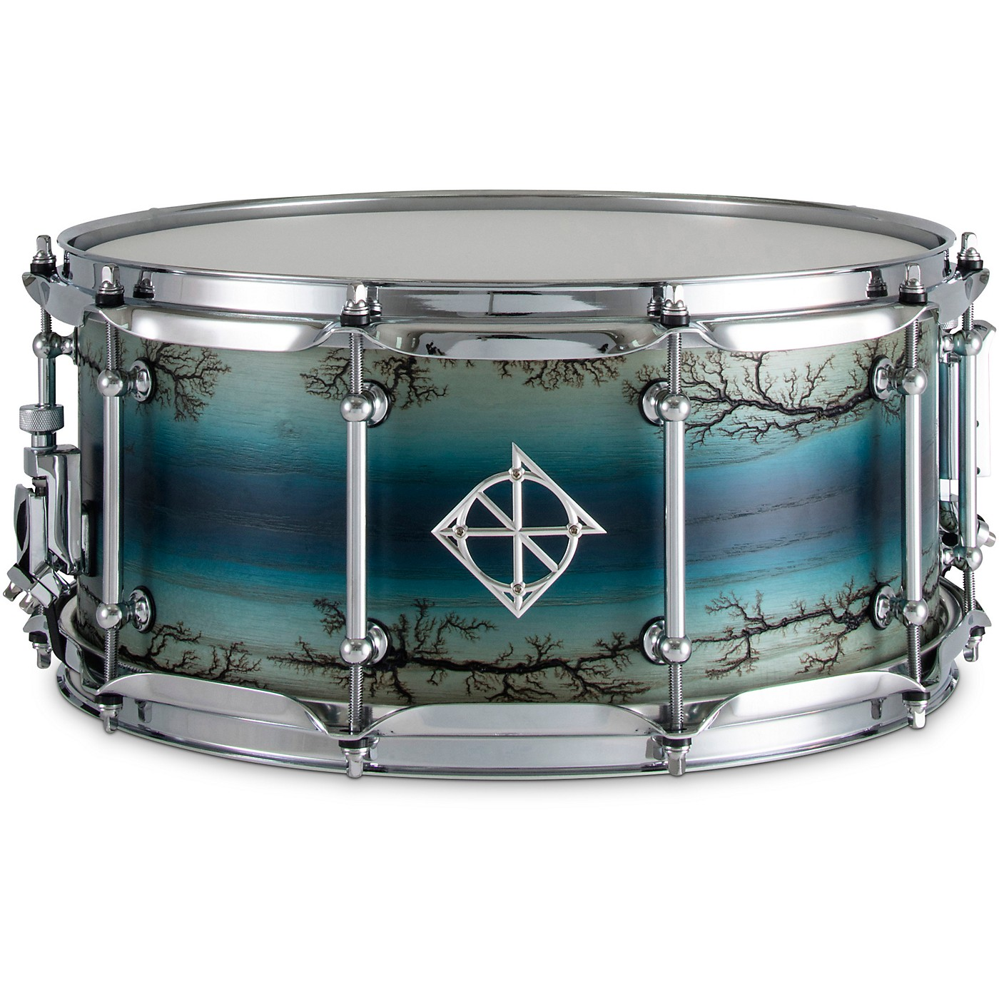 Dixon Artisan Enchanted Ash Snare Drum thumbnail